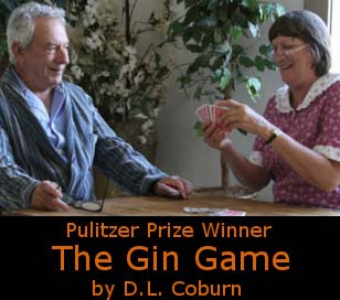 Come to the Montgomery Theater in Souderton to experience, The Gin Game, a Pulitzer Prize winning play about two elderly residents at a nursing home who strike up an acquaintance. Neither seems to have any other friends, and they start to enjoy each other's company. Weller offers to teach Fonsia how to play gin rummy, and they begin playing a series of games that Fonsia always wins. Weller's inability to win a single hand becomes increasingly frustrating to him, while Fonsia becomes increasingly confident. The production runs from September 14 through October 8. See website for exact days and times.