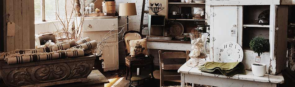 Antique Stores, Vintage Goods in the New Hope, Bucks County PA area
